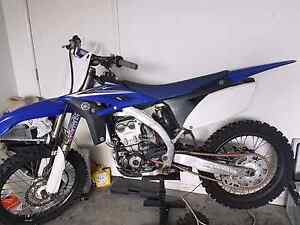 2011 YZ250F Arundel Gold Coast City Preview
