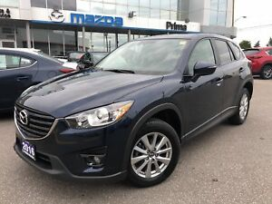 2016 Mazda CX-5 GS, BLIND SPOT, REARVIEW CAMERA, CARPROOF CLEAN