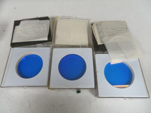 """Broomer Res/Lab 3"""" Diameter Dichroric Mirror - 3 pieces - NH47"""