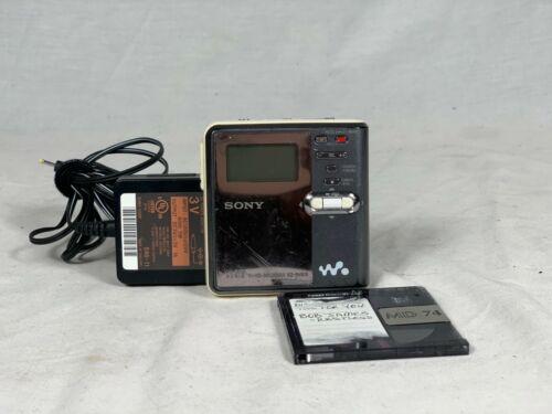 Sony MZ-RH910 HI-MD Walkman Digital Music Player