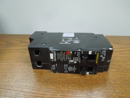Suare D Ecb24015g3 15a 2p 480v Powerlink Circuit Breaker Used