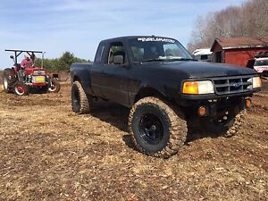 1994 Ford Ranger Lifted Ready To Go