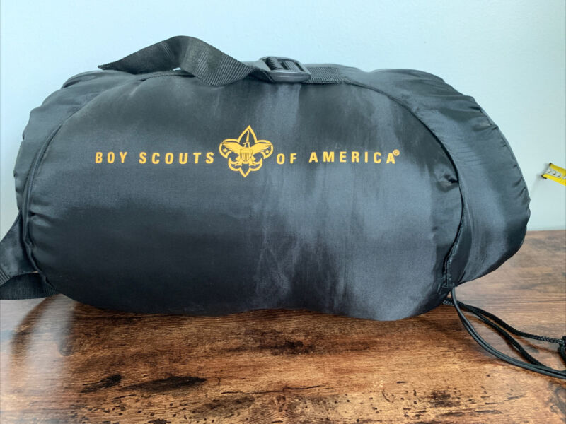 Boy Scouts of America Sleeping Bag. Excellent Condition!!! Never Used