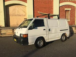 2000 Mitsubishi Express COMPLETE camper van Moama Murray Area Preview