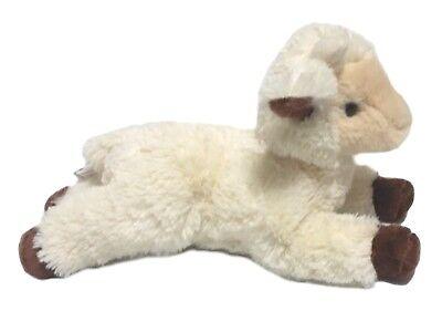 8 Inch Mini Flopsie Kid Goat Plush Stuffed Animal by Aurora