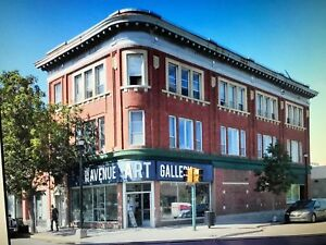 Retail Office Space - in DT Prince Albert 1103 Central Ave.