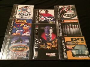 PlayStation 1 / Ps2 Games