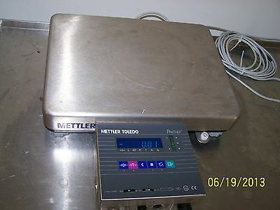 Mettler Toledo Panther Scale 30 Kg Hazardous 12 By 16 Gb Ss Platform