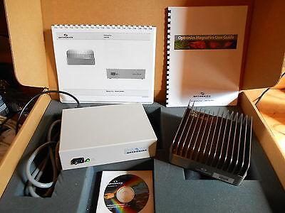 Optronics Magnafire S60800 Ccd Microscope Camera Power Supply Olympus 60800