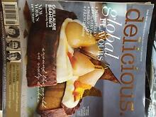 100+ issues of Delicious & Gourmet Traveller Magazines Kenmore Hills Brisbane North West Preview