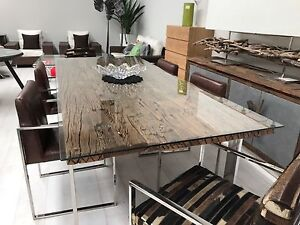 Dining  Table2400x1100 railway top Mile End South West Torrens Area Preview