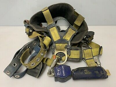 Sala Delta Safety Harness Universal Wnano-lok Edge Lifeline
