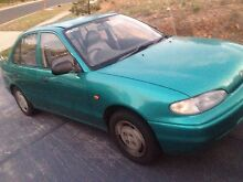 Hyundai excel 1994, PERFECT FIRST CAR Sunbury Hume Area Preview