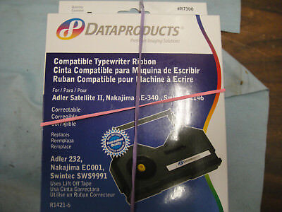 Data Products R7300 Correctable Ribbon For Use With Swintec 11461186 And Other
