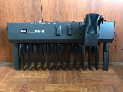 Roland PK-9 20-Key Dynamic Pedalboard w/ power supply