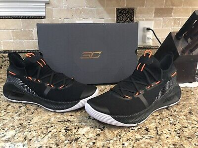 Under Armour Curry 6 7 B2B MVP Men's Basketball Shoes Size 14...