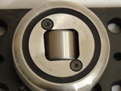 Winkel-4 (WINKEL 4.055 Kugellager Bearing axial bearing fixed 212.004.000 AP1 120x80mm)