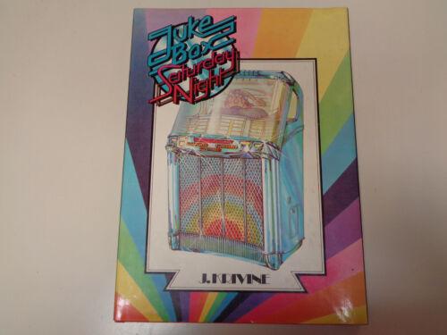 Jukebox Saturday Night by J. Krivine HBDJ 1977 Illustrated History Book