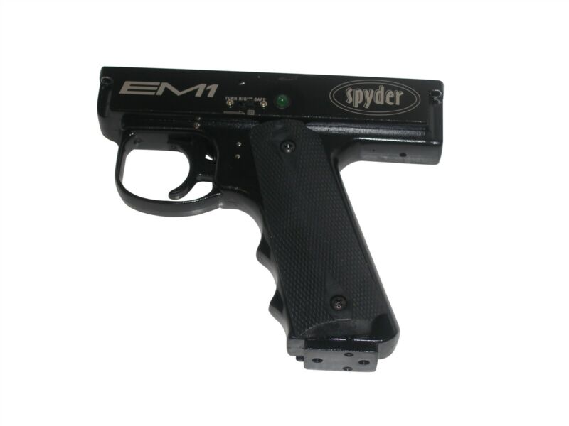 Spyder EM1 Paintball Gun Complete Replacement Electronic Trigger Frame