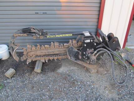Digger Trencher - Hardly used, works like new Branxton Singleton Area Preview