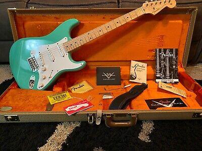 Fender Custom Shop '56 Stratocaster NOS Seafoam Green