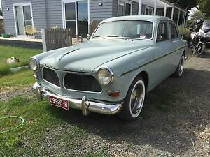 1963 Volvo 122S Amazon 2Ltr, Twin Carb, Hot Cam, Flowed Head Malmsbury Macedon Ranges Preview