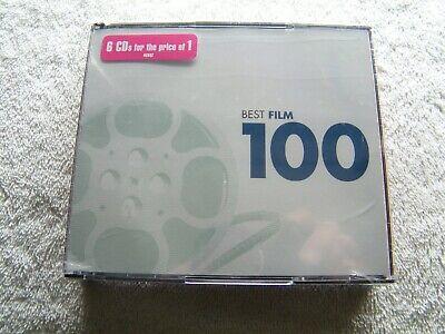 BEST FILM CLASSICS 100 - Various - CD EMI 6 Discs Sealed New - 2006 Movie Music