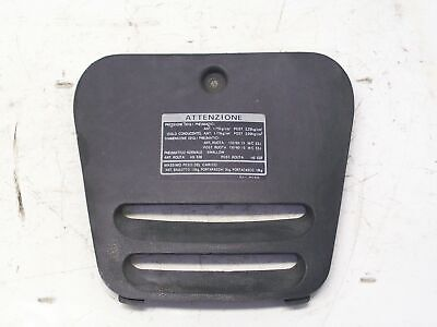 ENGINE COMPARTMENT COVER FOR DAELIM NS 125 1998 (e33804)