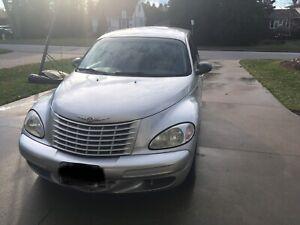 Chrysler PT Cruiser- AS IS
