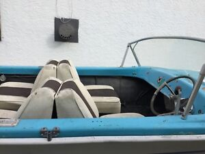 Boat trailer and motor