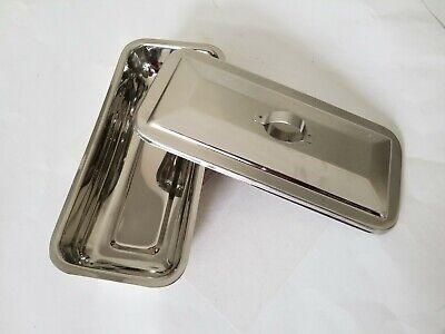 Instrument Tray Wlid 9x4x 2 Surgical Dental Instrument
