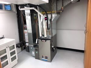 FURNACE, AC AND WATER HEATER SALE
