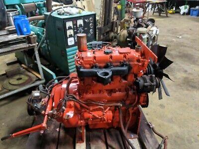 Caterpillar Cat 3054 C 4.4 Diesel Engine Runs Good Perkins 1104 Pto Free Shippin