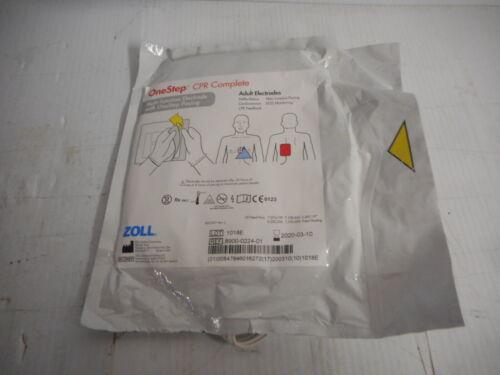 OneStep Complete CPR Adult Electrode Pads 8900-000224-01