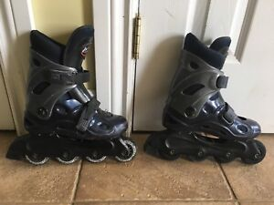 Size 2 youth roller blades/in-line skates