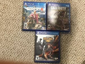 Selling Amazing PS4 Games
