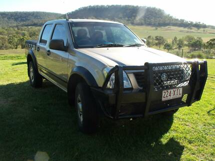 Holden Rodeo dualcab Toowoomba Toowoomba City Preview