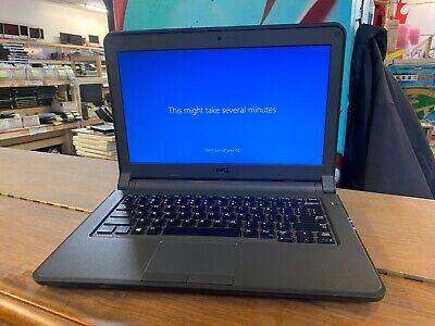 Dell Latitude 3440 Laptop / 1.4GHZ Intel / 500GB / 4GB / Webcam / Windows 10