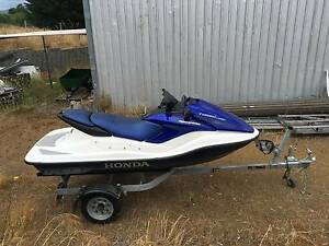 Jetski Honda Aquatrax (Jet Ski) New Norfolk Derwent Valley Preview