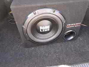 Alpine 1200 watt sub $50 Dubbo Dubbo Area Preview