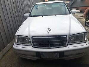 2000 Mercedes-Benz C180 Sedan Epping Whittlesea Area Preview