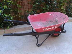 Wheel Barrow Naremburn Willoughby Area Preview