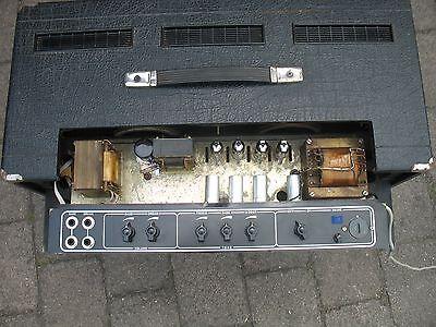 Roy Novatron NB 60 Röhren-Verstärker mit Vox AC-30 Schaltung (Vintage Tube Amp)