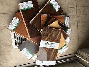 12 mm Laminate installed $2.69 and Vinyl Plank Installed $3.49