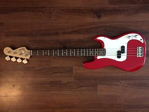 Fender Squier p bass for sale/trade