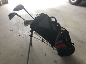 Golf clubs for a child