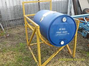 44 Plastic drum and holder Tamworth Tamworth City Preview