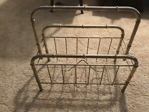 Vintage magazine rack