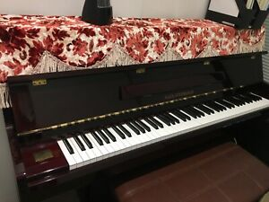 Loved Alex Steinbach piano for sale!