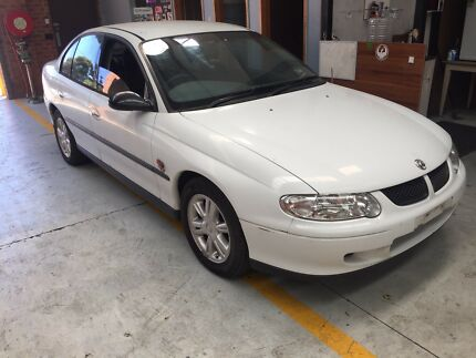 Holden vx supercharged LOW KMS 130xxx with rwc